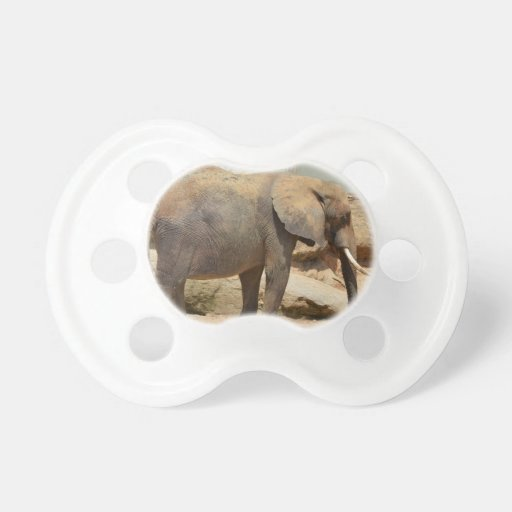 Republican Elephant Baby Pacifiers