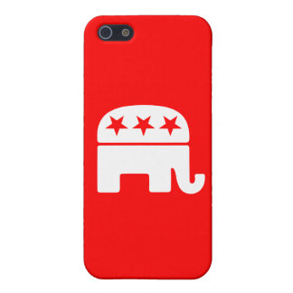 Republican Elephant iPhone 5/5S Case