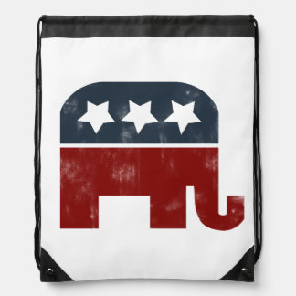 republican elephant backpack
