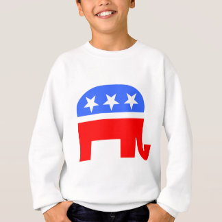 Republican Elephant Sweatshirt
