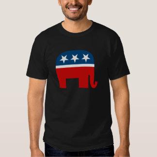 Republican Elephant Tee Shirt