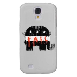 Republican Fail 1 Faded.png Galaxy S4 Cases