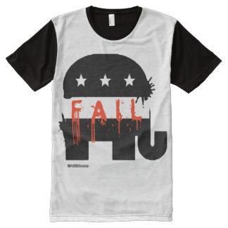 Republican Fail - Politiclothes Humor -.png All-Over Print T-Shirt