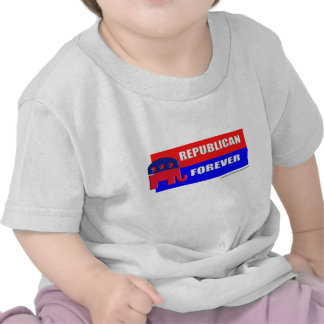 REPUBLICAN FOREVER T SHIRT
