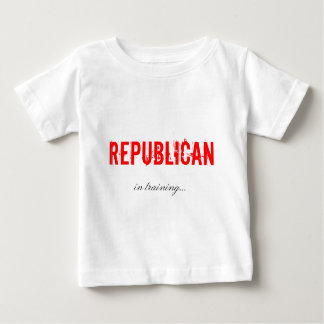 Republican in Training shirt