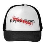 Republican: INDEPENDENT Trucker Hats