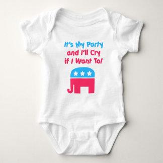Republican Kid T Shirt
