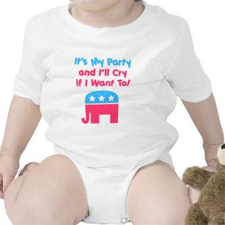 Republican Kid T-shirts