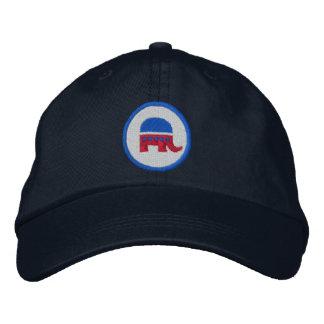 Republican Logo Embroidered Baseball Caps