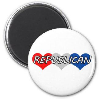 Republican Fridge Magnet