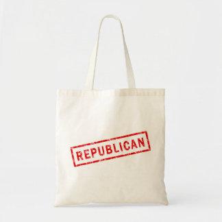 Republican Party 2012 Canvas Bag