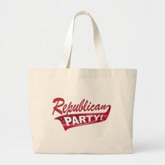 Republican Party Bag