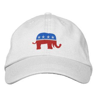 Republican Patriotic / Election Cap by SRF Embroidered Cap
