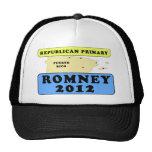 Republican Primary Romney 2012.png Mesh Hat