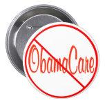 Republican Remember In November Anti ObamaCare Pinback Button