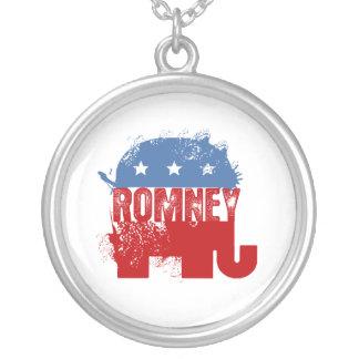 Republican ROMNEY Necklace