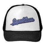 Republican Script Logo Deluxe Blue Hat
