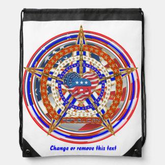 Republican Special Edition Runner Fundraiser Drawstring Bags