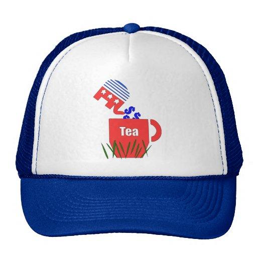 Republican Tea Mesh Hat