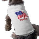 Republican/USA/American Flag Pet Clothing