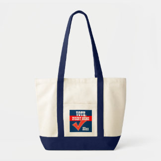 Republican vote President 20xx CUSTOMIZE Canvas Bags