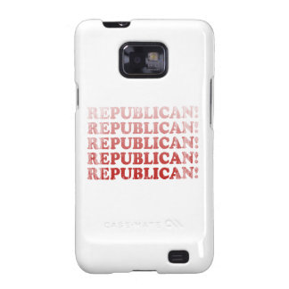 REPUBLICAN x 5 Faded.png Galaxy SII Cases