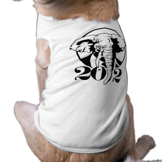 REPUBLICANS ARE MY HOMEBOYS DOG T-SHIRT