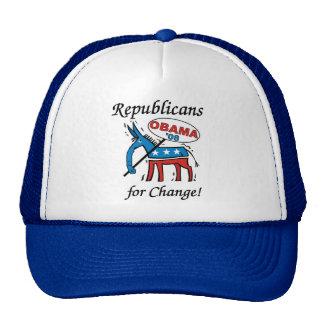 Republicans For Change Cap