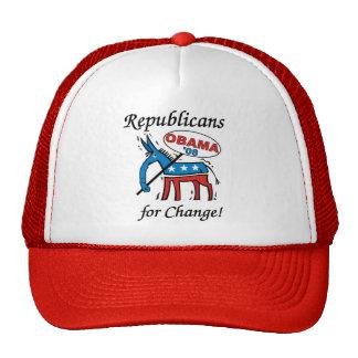Republicans For Change  Hat
