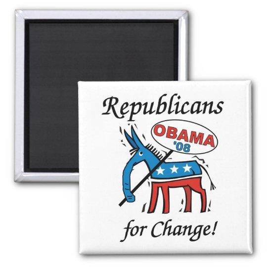 Republicans For Change Magnet