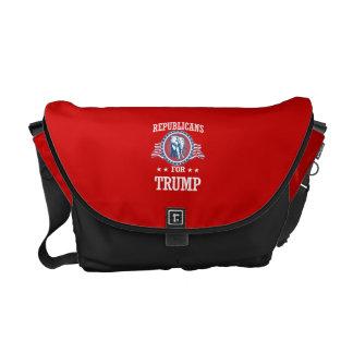 REPUBLICANS FOR TRUMP MESSENGER BAG