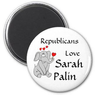 Republicans love Sarah Palin Magnet
