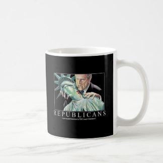 Republicans Suck Coffee Mug