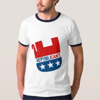 Republican't Tshirts