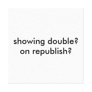republish the republished canvas print