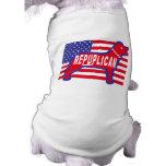 RePUPlican Sleeveless Dog Shirt