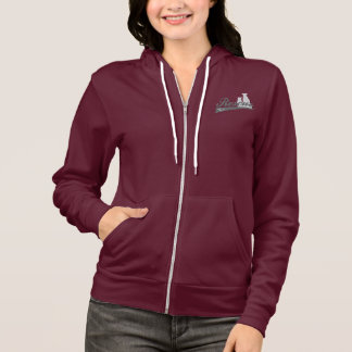Rescue '57 Ladies's Zip Hoodie