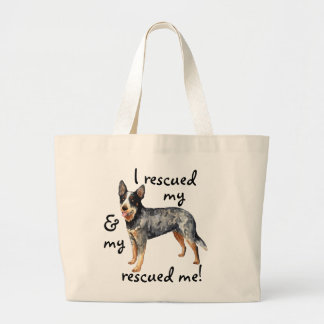 Rescue acd large tote bag