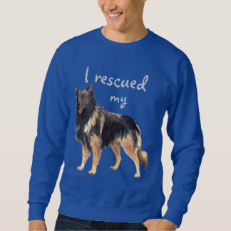 Rescue Belgian Tervuren Sweatshirt