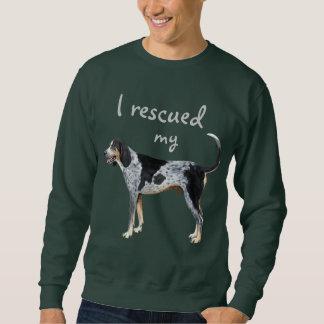 Rescue Bluetick Coonhound Sweatshirt