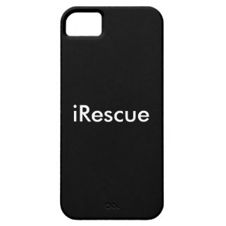 Rescue iPhone 5 Cover