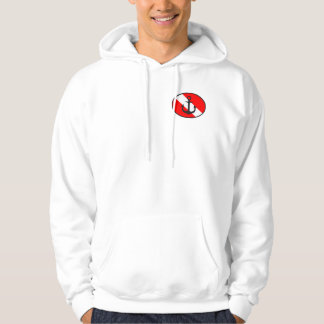 Rescue Diver 2 Apparel Hooded Pullovers