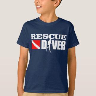 Rescue Diver 2 Apparel Tees