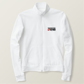 Rescue Diver 2 Embroidered Fleece Jacket