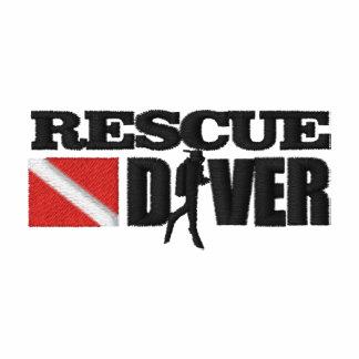 Rescue Diver 2 Embroidered Polo