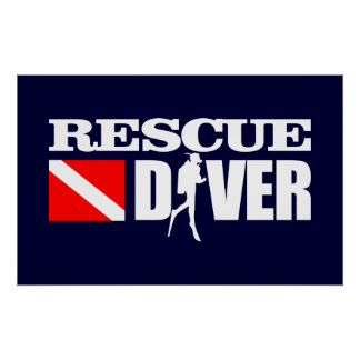 Rescue Diver 2 Posters