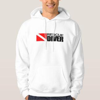 Rescue Diver 4 Apparel Hoodie