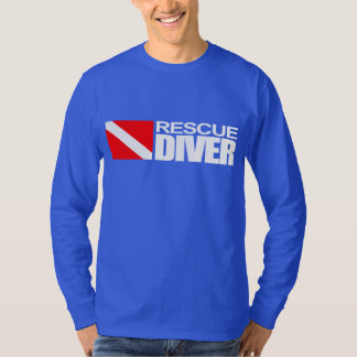 Rescue Diver 4 Apparel T-shirts