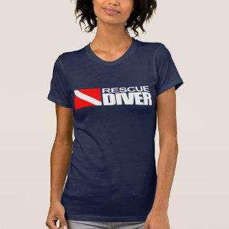 Rescue Diver 4 Apparel Tshirt