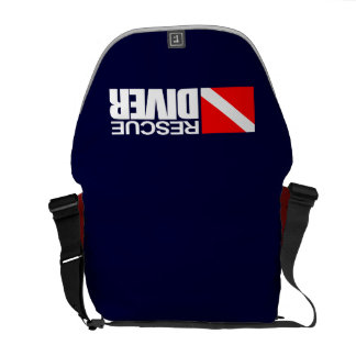 Rescue Diver 4 Messenger Bags